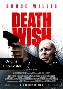 Kinoposter: Death Wish