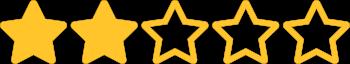 Bewertung: 2 Sterne