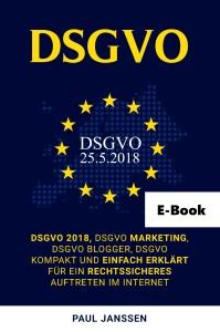 Buchtitel: DSGVO