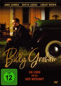 DVD-Cover: Billy Graham