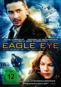 DVD Cover: Eagle Eye